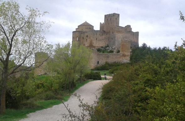 Loarre: un castillo en el Reino de los Cielos