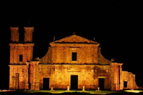 """São Miguel das Missões: los fantasmas de """"La Misión"""""""