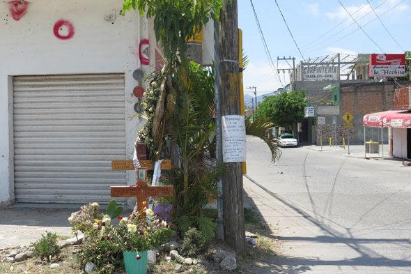 Iguala: la vida gana en el pueblo de la matanza