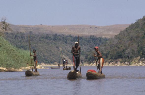 Madagaskar, de costa a costa