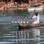 Malawi pescador