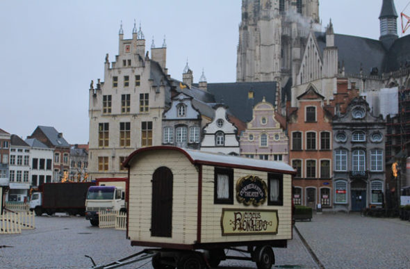 Dívida com Mechelen