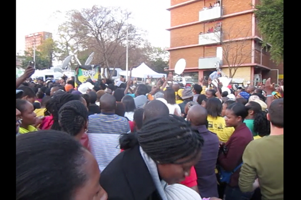 """""""Kada smo čuli govoriti Madiba"""""""