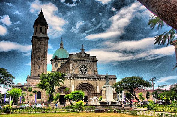 Filipinas: historia sen moral