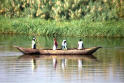 Martín, río Zambeze