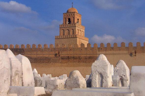 Kairouan: la ciutat santa del Magrib