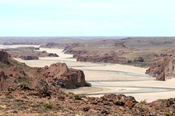 """Viaje a """"Las Galápagos"""" de la Patagonia"""