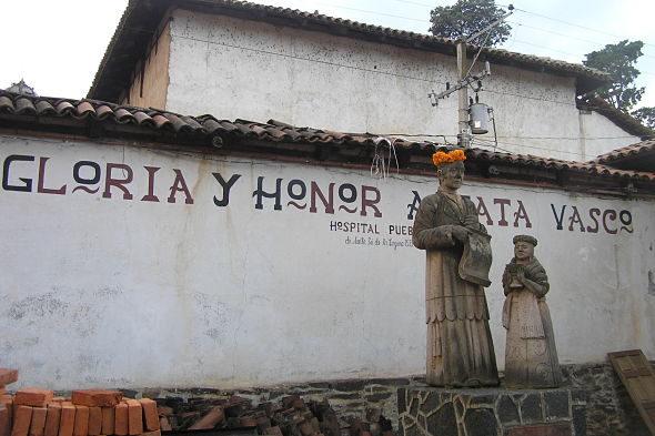 Michoacán: viaxe para a utopía vasca de Tata