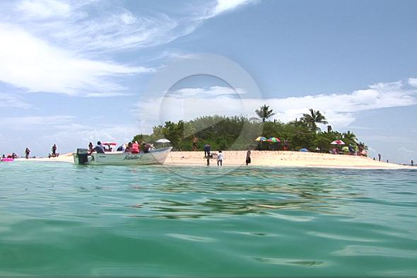Las playas redondas de Morrocoy