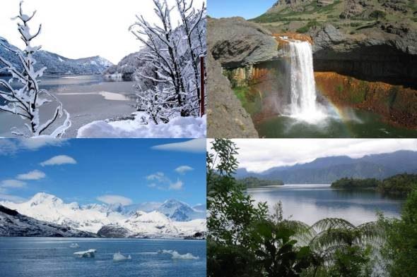 Patagonien unbekannt