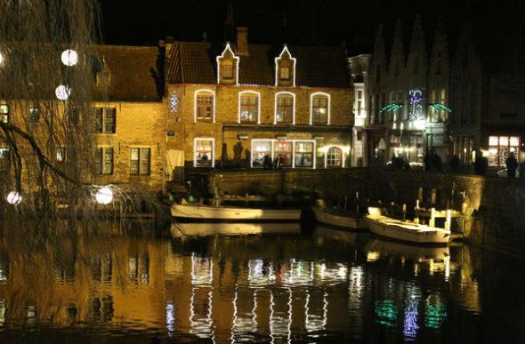 Bruges: la fascinación medieval de la Venecia flamenca