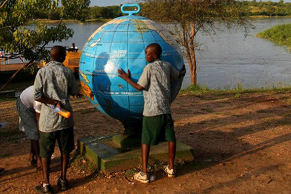 Tres visita dunha semana para o Cimbabue