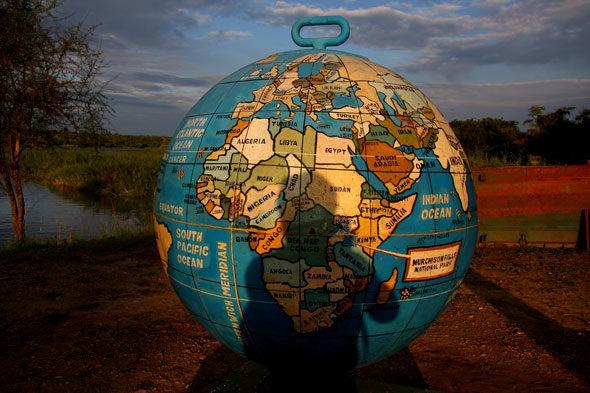 Avui hauria d'estar a República Centreafricana