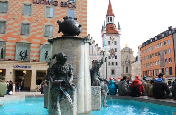 München: Schuft Seele suchen