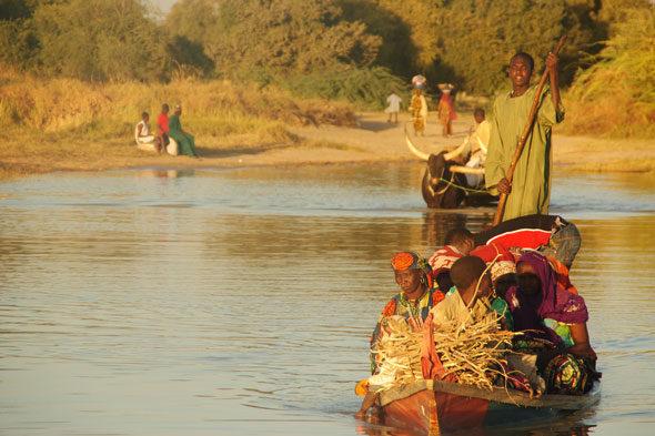 Llegar a África: Níger