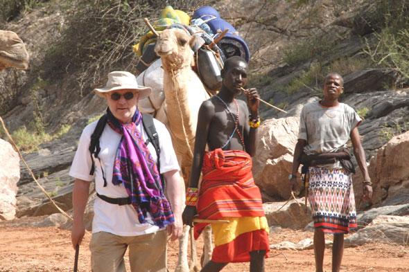 Javier Reverte regresa a África en su nuevo libro