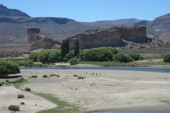 Riu Chubut: la travessa dels gal · lesos