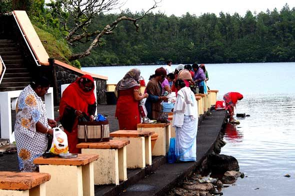 illa Maurici: sense notícies d'Àfrica