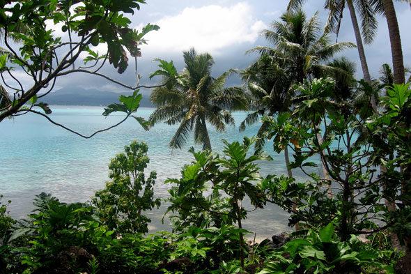 Samoa: el tiempo circular de Manono