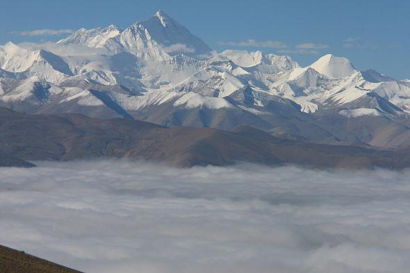 """Pang-la: la mejor """"terraza"""" del Himalaya"""