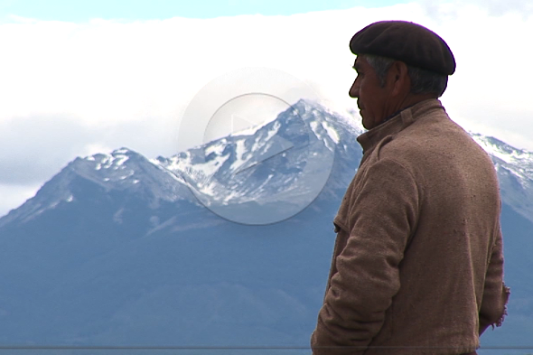 Alvarino, posljednji mapuche