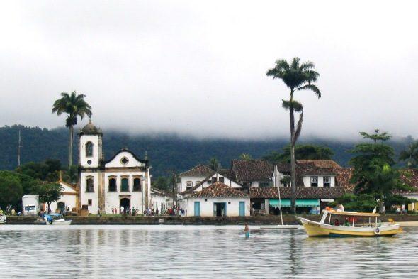 Paraty, de vergeten stad