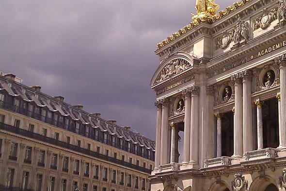 París: la perspectiva infinita