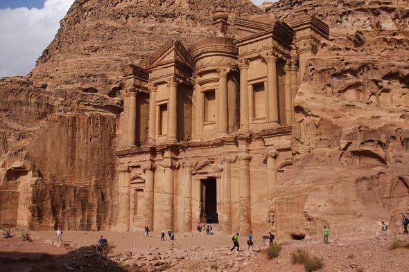 Des Amman a Petra: el tresor dels nabateus