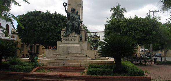 Santo Domingo: unha homenaxe á Raíña Anacaona