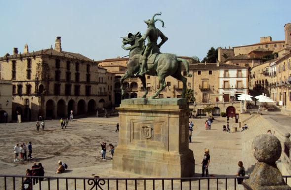 Trujillo: memoria de los hombres audaces