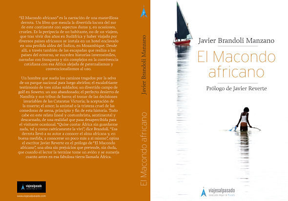 The African Macondo: Javier painful victory Brandoli