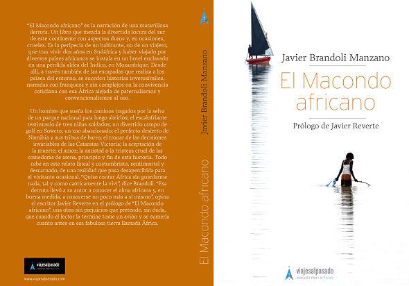 El Macondo africano: la dolorosa victoria de Javier Brandoli