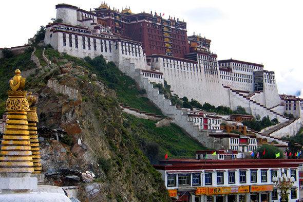 在世界七个最美丽的宫殿