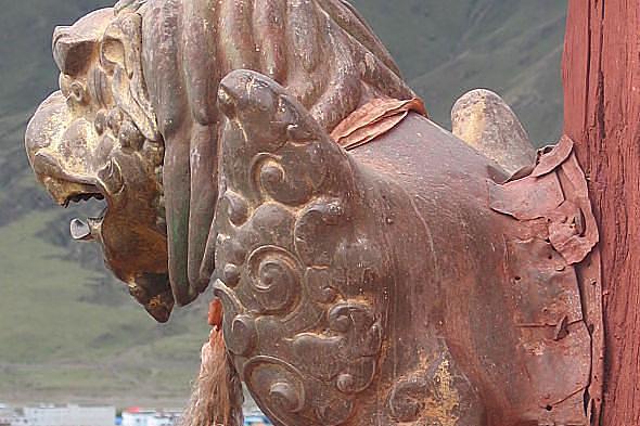 Tíbet: en las entrañas del Potala