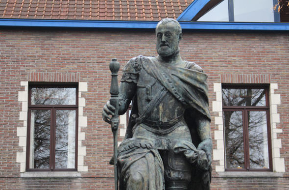 De Flandes a Bruselas: la ruta del emperador Carlos