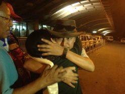 Dorje llega a Katmandú tras salir de Qatar
