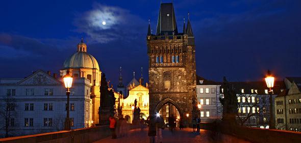 Praga: el cuadrilátero de Kafka