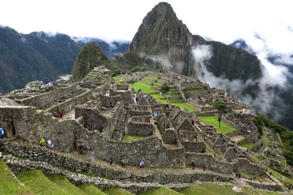 Machu Picchu: el imperio de piedra