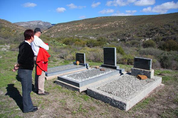 """Três dias com o """"puro"""" Afrikaner"""