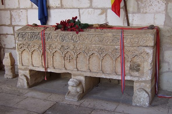 Covarrubias: ruta da princesa viquingo que morreu de pena