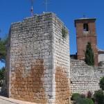Restos del castillo de Santorcaz