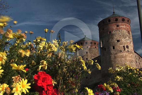 Савонлинна замок, магия на юге Финляндии