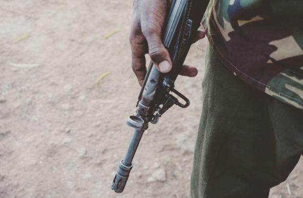 Mercenary na Somália: matar um valor de jornalista 30 dólares