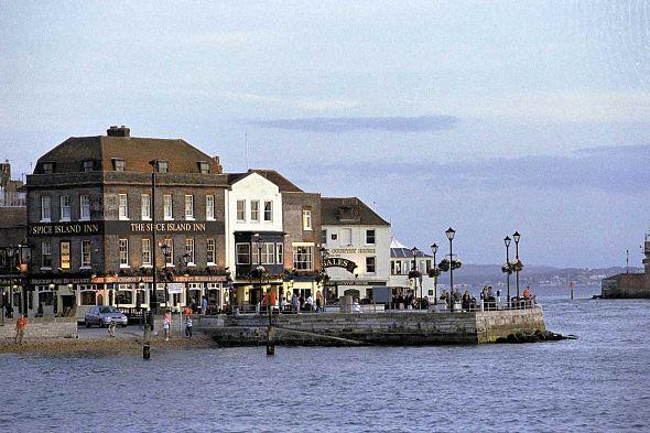 Portsmouth: el puerto que despidió a los héroes del Día-D