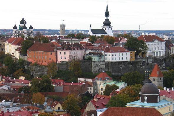 Tallin: regreso a la ciudad encantada