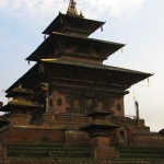 Templo de Kasthamandap, en Durbar Square