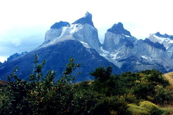 "The top three ""classical"" of Patagonia"