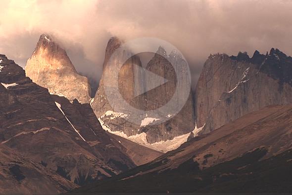 A la sombra de las Torres del Paine