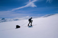 Expedición Al filo en Georgias del Sur en 2003