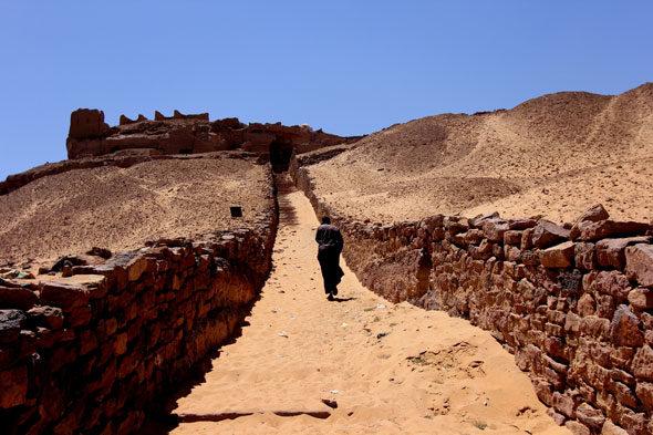 Exipto: el reino de los vivos y los muertos